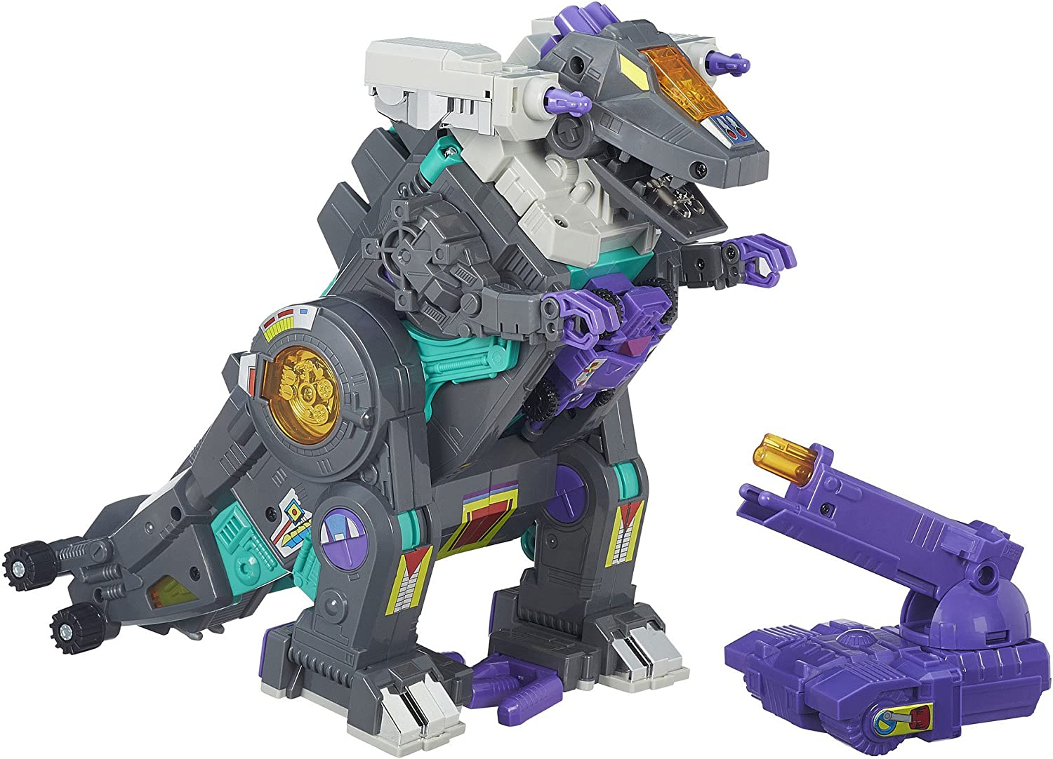 Transformers G1 Trypticon Large Blaster Stand accessory~1986