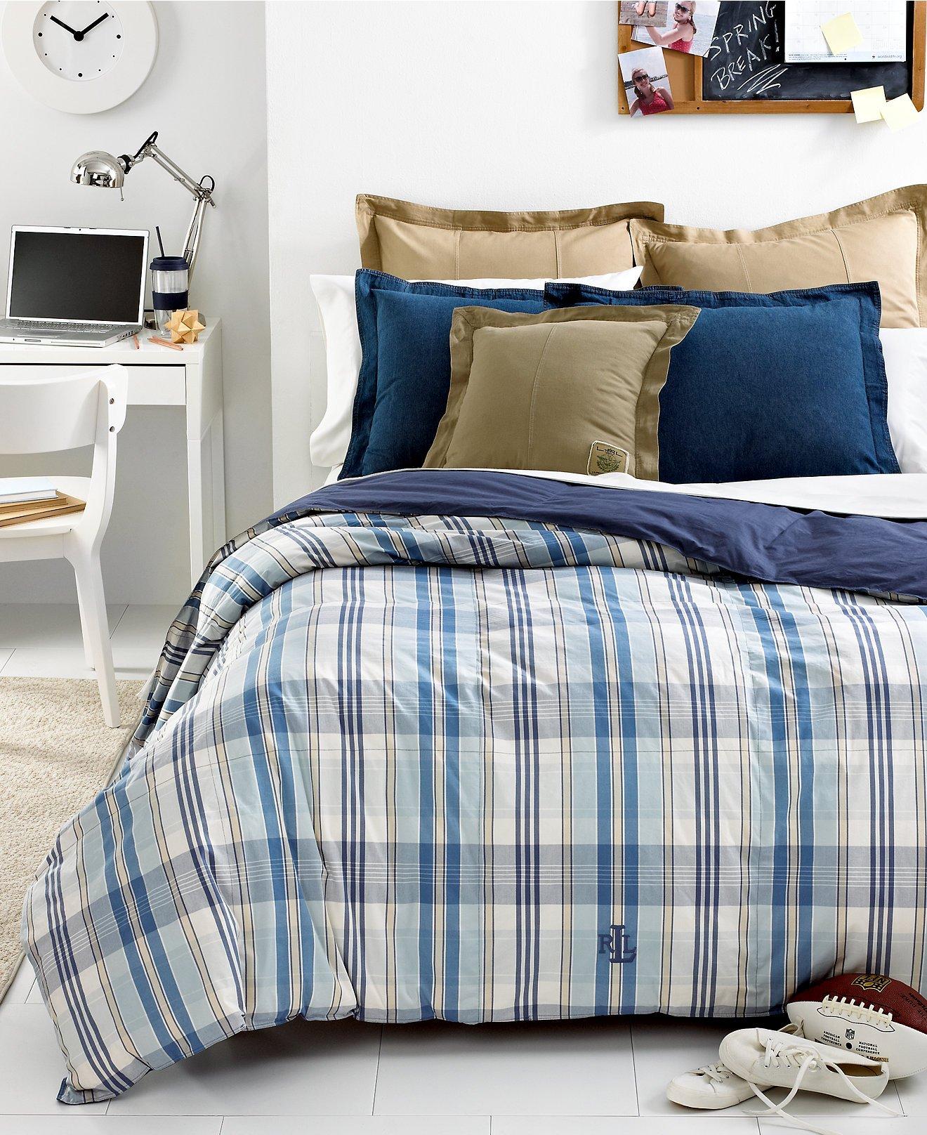 Lauren Ralph Lauren Sundeck Full/Queen Comforter Bedding