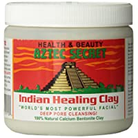 Aztec Secret Indian Deep Pore Cleansing Healing Clay, 0.5kg