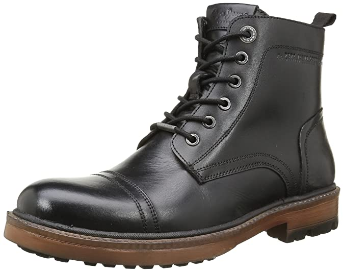 London Vivek Boot, Botas Clasicas para Hombre, Negro (Black), 44 EU Pepe Jeans London