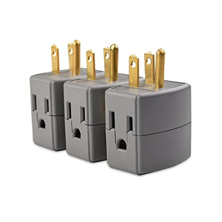 Review Cable Matters (3-Pack) 3-Outlet