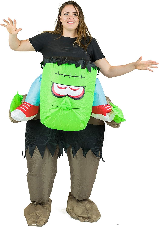 Bodysocks/® D/éguisement Frankenstein Gonflable Adulte