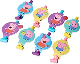 Blowouts | Peppa Pig Collection | Party Accessory