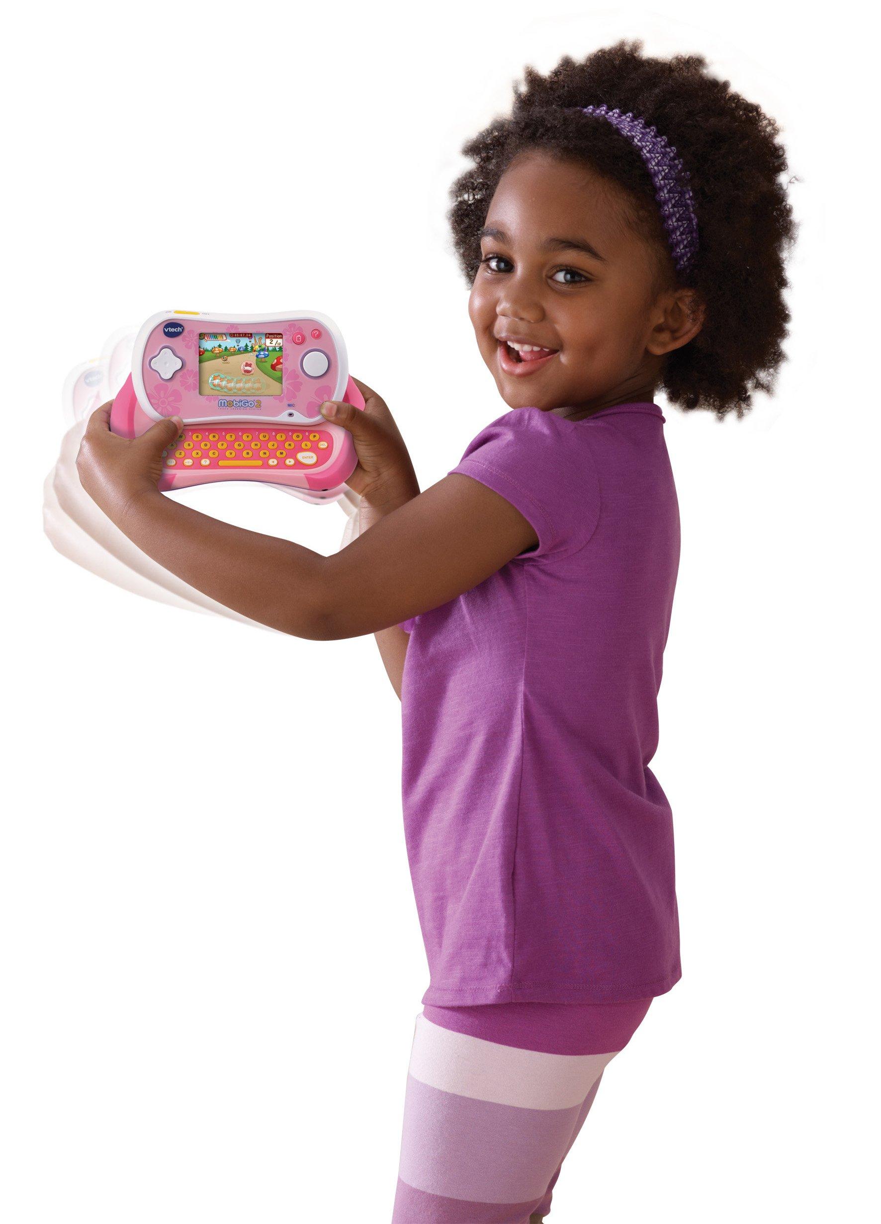 VTech MobiGo 2 Touch Learning System - Pink by VTech (Image #8)