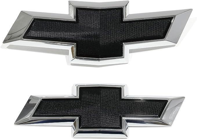 Fits 18-19 Equinox Auto Ventshade 94634 Ventvisor Deflector 4 pc