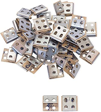 """ZIG  ZAG SPRINGS 24/""""+CLIPS+NAILS UPHOLSTERY SUPPLIES"""
