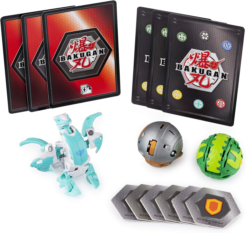 Bakugan Starter Pack Haos Nobilious: Amazon.es: Juguetes y juegos