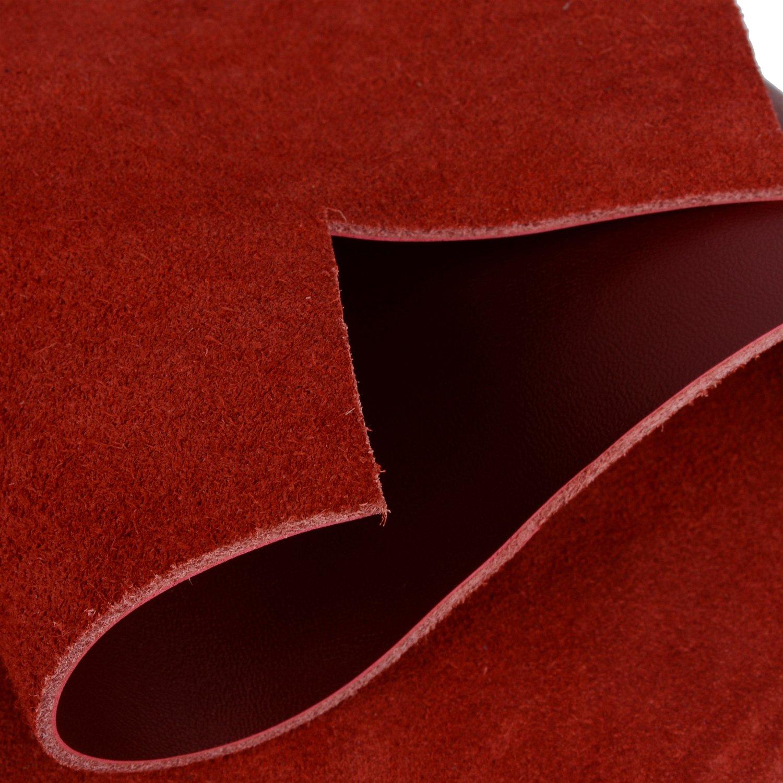 YALUXE Femme Sac port/é /épaule Cuir de Vachette Tote Simple Grande Capacit/é Fermeture /à glissi/ère Brun