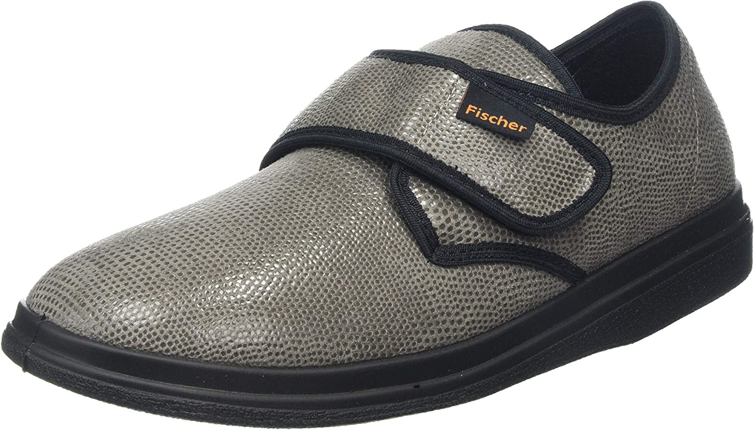 fischer Ortho, Chaussons Bas Mixte Adulte Gris Grau 666