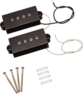 Amazon.com: TAOT Wiring Kit - Fender Precision Bass P-Bass ...