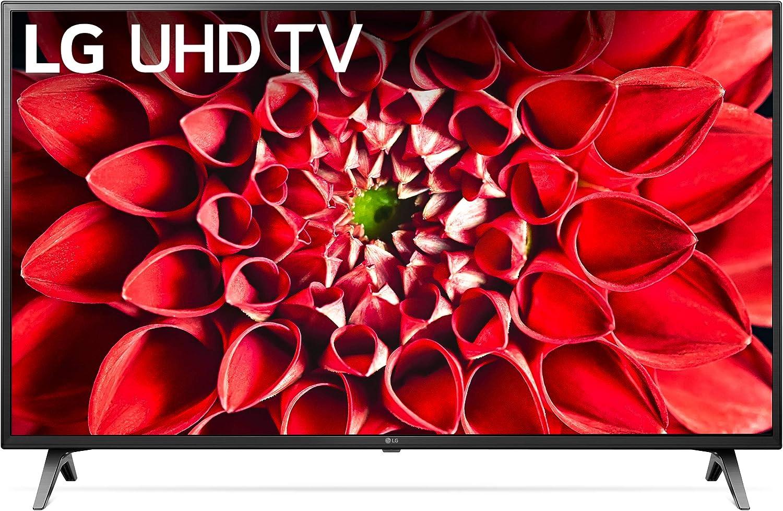 """LG 43UN7000PUB """"Works with"""" Alexa UHD 70 Series 43"""" 4K Smart TV (2020)"""