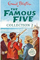 The Famous Five Collection: Books 4-6 (Famous Five Gift Books and Collections) [Paperback] [Jan 01, 2012] Enid Blyton Paperback