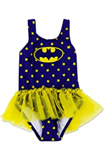 0f11f02c1baa9 Dreamwave Toddler Girl Authentic Character One Piece Swimsuit UPF 50