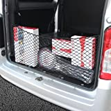 Cargo Net Envelope Style Trunk Storage Organizer Truck Net with Hooks For Toyota 4Runner 2003 - 2017 New