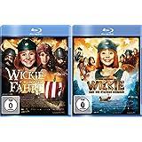 Wickie und die starken Männer + Wickie auf großer Fahrt im Set auf 2 Blu-rays [ 2 Blu-rays]