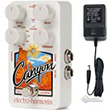 Electro Harmonix Canyon Delay and Looper,White,
