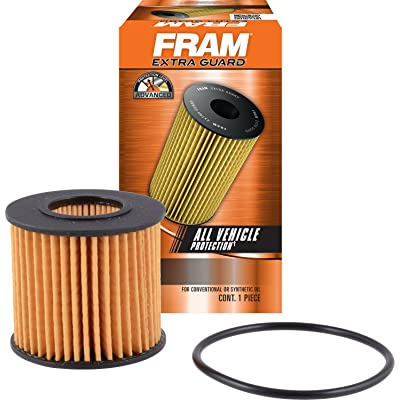 FRAM CH10358 Oil Filter Cartridge: Automotive