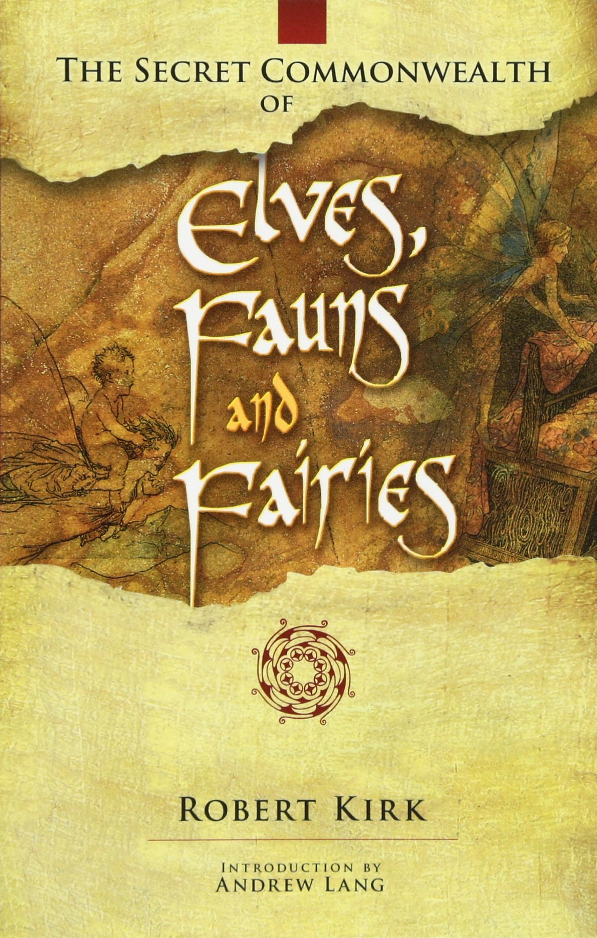 Amazon.com: The Secret Commonwealth of Elves, Fauns and Fairies ...