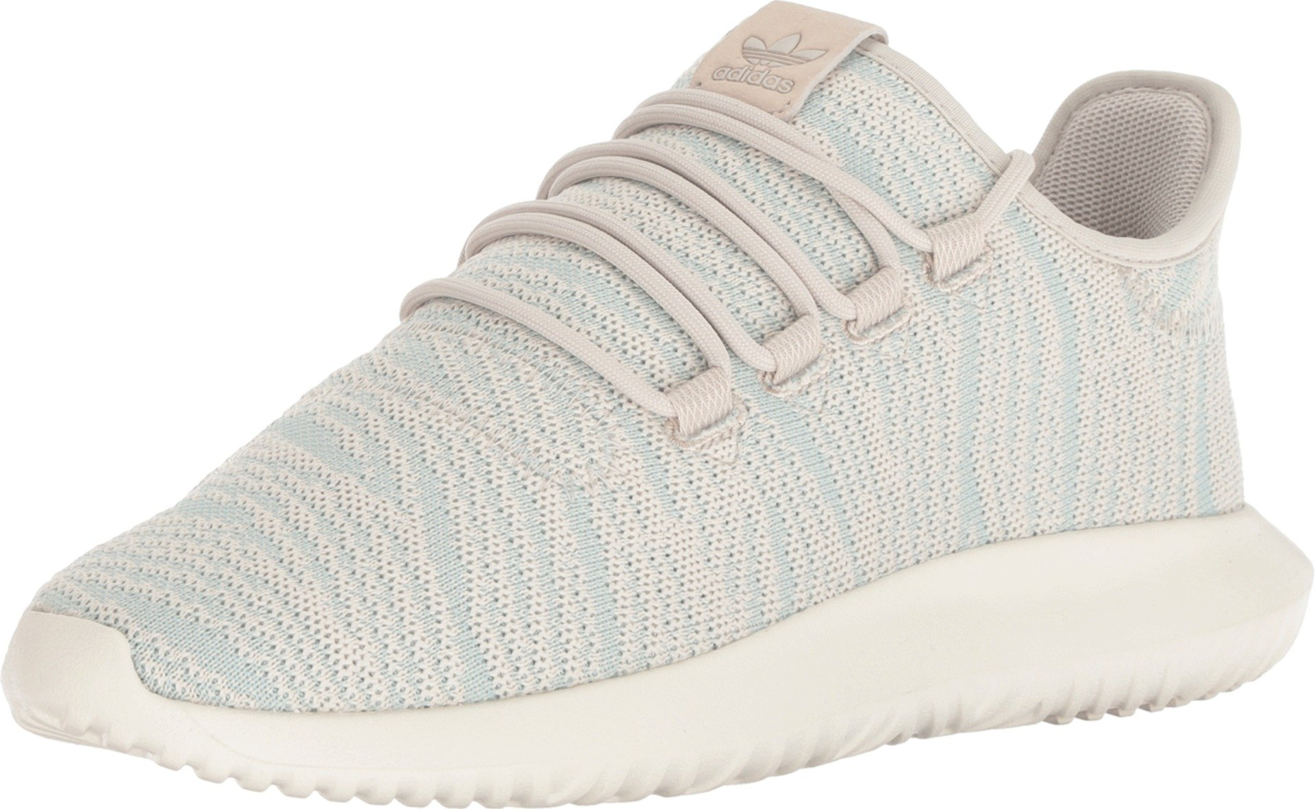 adidas Originals Women's Tubular Shadow W Fashion Sneaker Clear Brown/Ash Green/White  5 B(M) US