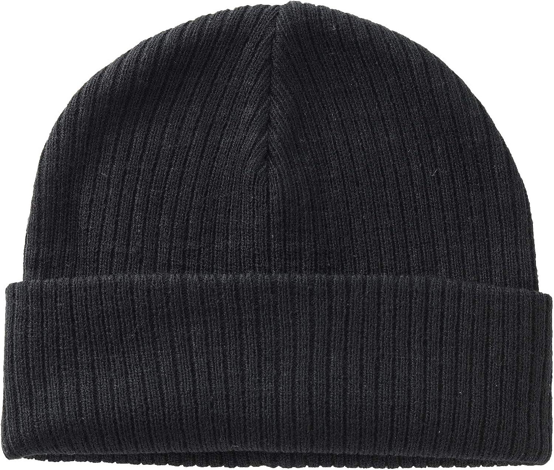 Home Prefer Men's Winter Hat Cuff Beanie Daily Warm Soft Knit Skull Beanie Caps