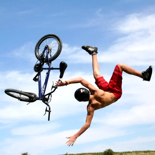 Cool Games For (BMX boy: Free game)