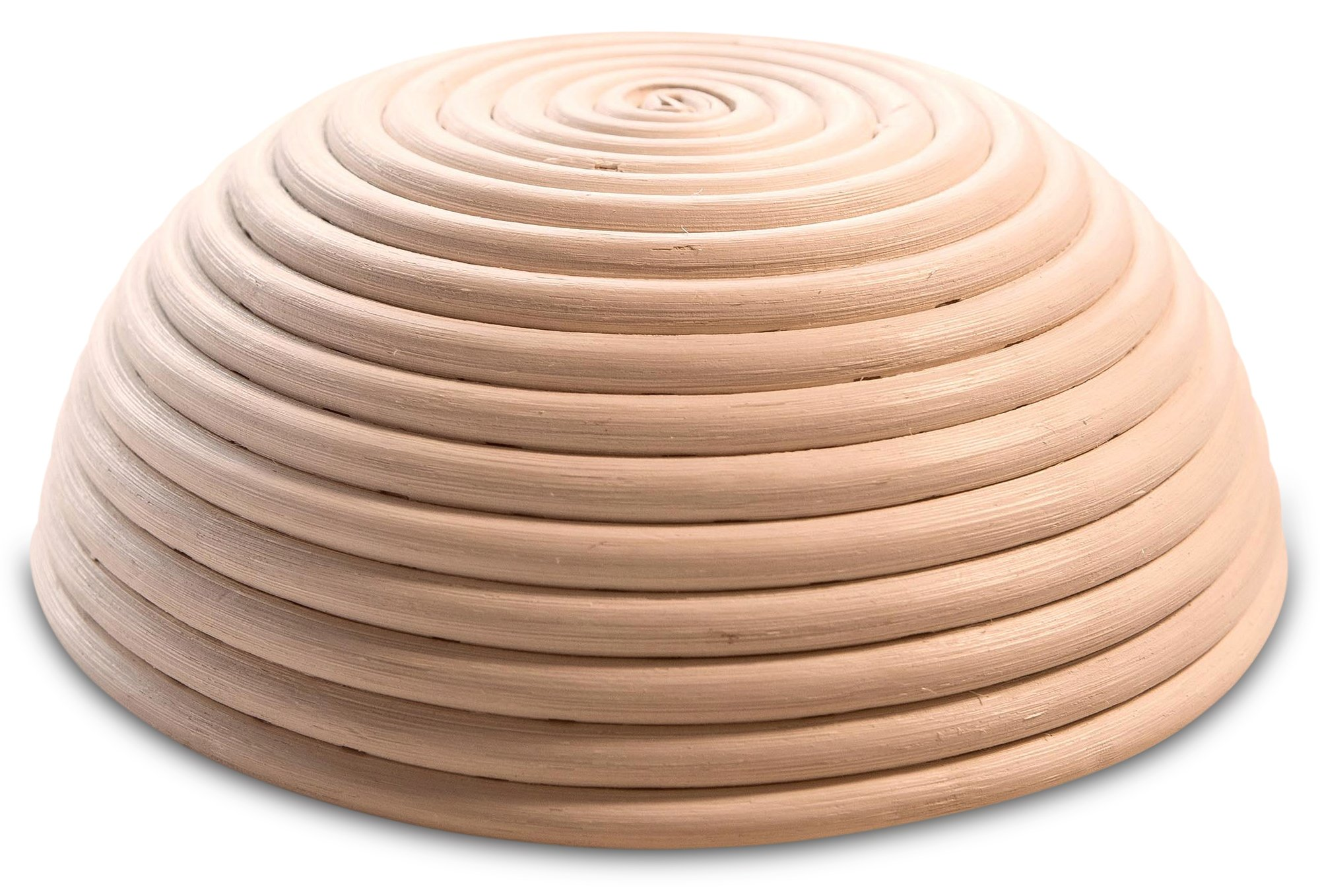 9'' Inch Round Banneton Proofing Basket for Artisan Bread And Dough. E-Book Included With Instructions, Ideas And Recipes. Eco-Friendly Rattan Cane Brotform With Rising Pattern For Artisan Baking. by Pingo Gear (Image #5)