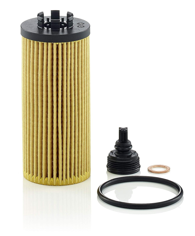 para coches Juego de filtros de aceite con junta//juego de juntas MANN-FILTER Original HU 6012 Z KIT