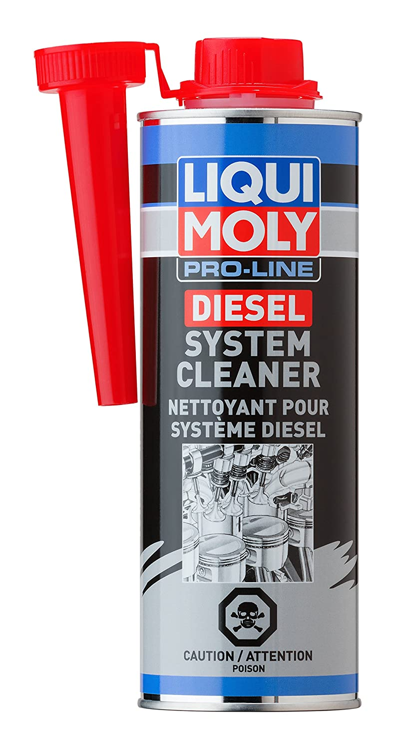 Liqui Moly Pro-Line Diesel Cleaner 500ml