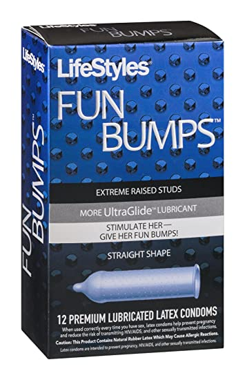 You condoms w bumps