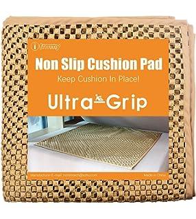 Amazon Com Cushion Stay Non Slip Rubber Underlay Keep Cushions