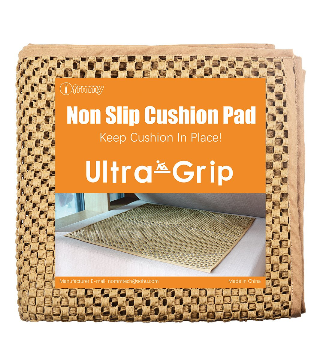 Amazoncom I Frmmy Cushion Gripper Keep Couch Cushions From Sliding