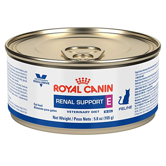 Amazon.com : Royal Canin Feline Renal Support E Canned Cat Food 24/5.8 oz : Pet Supplies