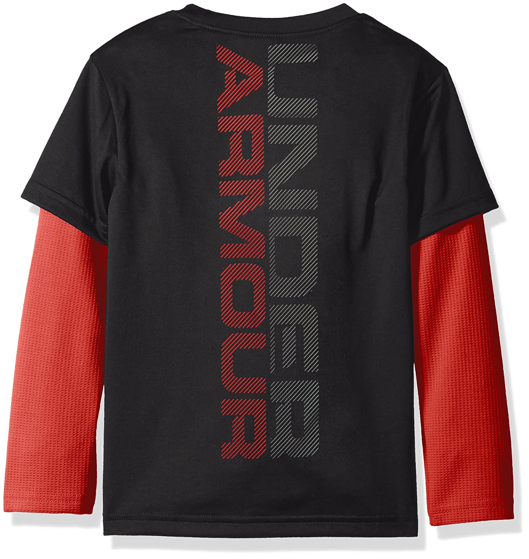 Under Armour Boys Slider Long Sleeve Shirt