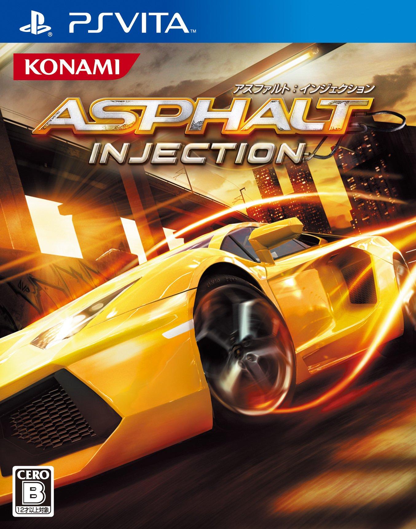 Asphalt: Injection [Japan Import]
