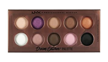 NYX PROFESSIONAL MAKEUP Dream Catcher Palette, Golden Horizons, 0.56 Ounce