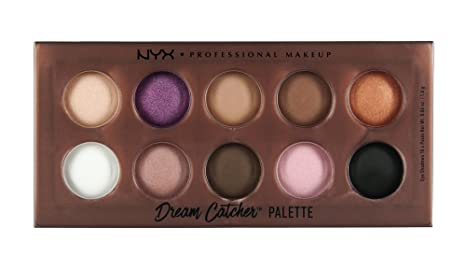 NYX Dream Catcher Palette Golden Horizon Amazonde Beauty Delectable Nyx Cosmetics Dream Catcher Palette