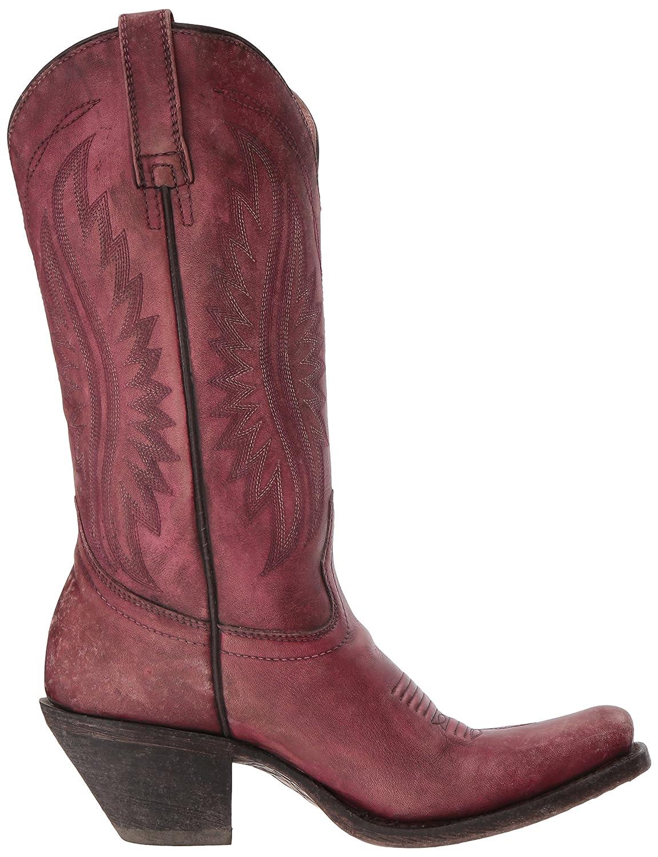 Ariat Women's Circuit Salem Western Boot B076MD5J9J Pink 7 M US|Naturally Distressed Pink B076MD5J9J e2f33b