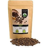 Pimienta de Jamaica entera (250g), granos de pimienta de Jamaica 100% natural, especia sin aditivos, vegana, semillas de…