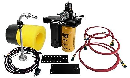 Swell Amazon Com Aeromotive 11801 Fuel Pump 01 10 Duramax Complete Kit Wiring Digital Resources Bletukbiperorg