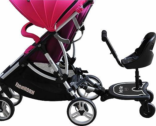 Englacha 1 en 2-Cozy X Rider Stroller Board Siège Neuf Livraison gratuite!!!