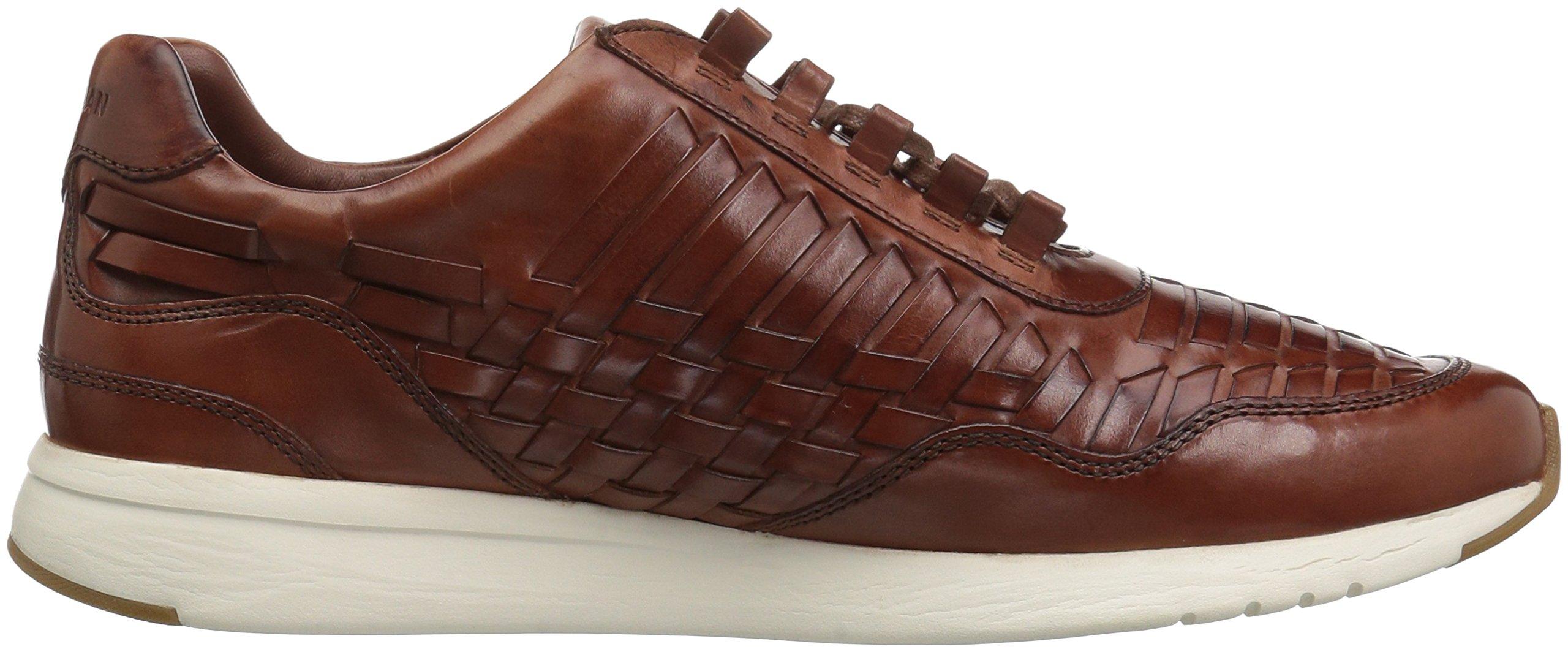 Cole Haan Men's Grandpro Runner Huarache Sneaker, Woodbury Woven Burnish, 12 Medium US by Cole Haan (Image #6)