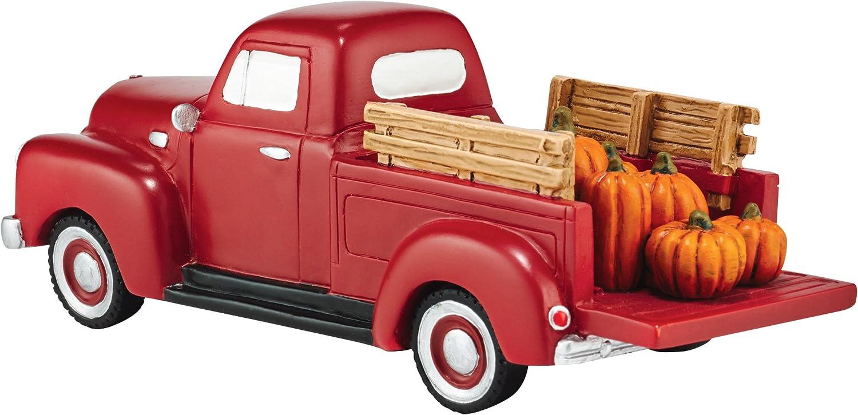 Department 56 Village Harvest Fields Pick Up Truck Accessory Figurine, 2.25 inch