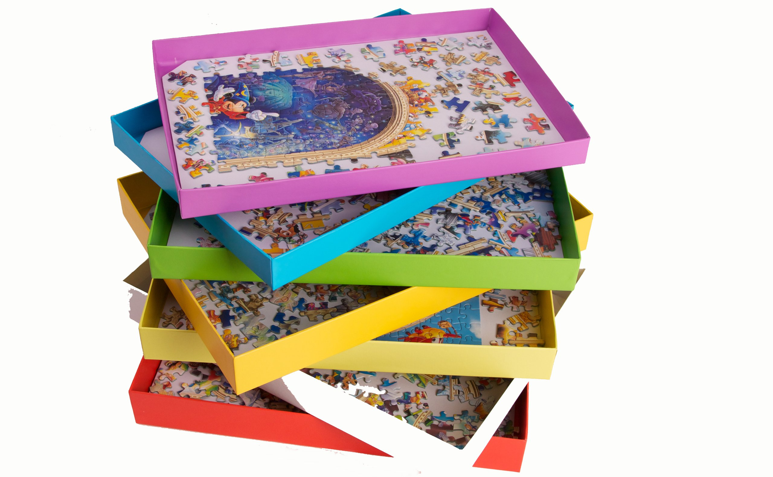 JIGSAFE - Jigsaw puzzle storage for up to 1,000 loose pieces