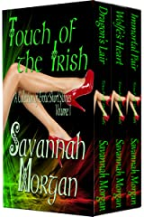 Touch of the Irish: Touch of the Irish Collection (Touch of the Irish: A Collection of Short Erotic Fantasies) Kindle Edition