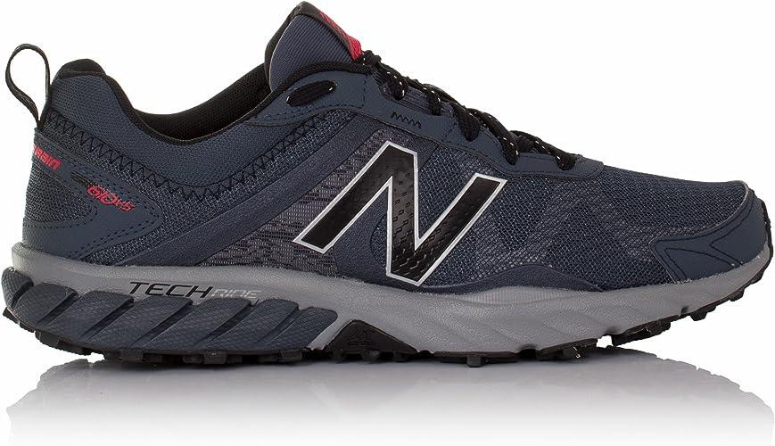 Física Artificial fusión  New Balance MT610v5 Trail Running Shoes (2E Width) - 10 Navy Blue:  Amazon.co.uk: Shoes & Bags