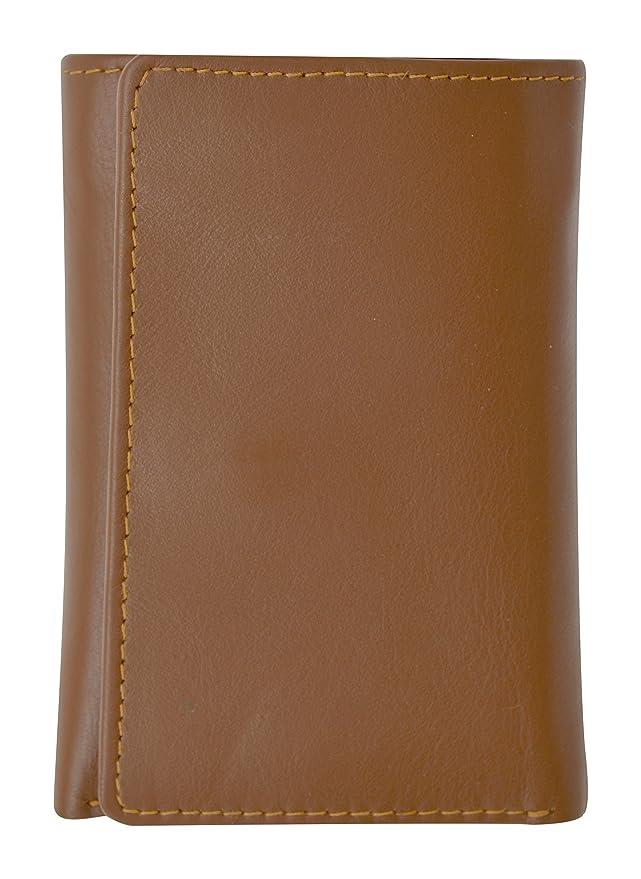 Amazon.com: Moga diseño italiano de piel tipo llavero ...