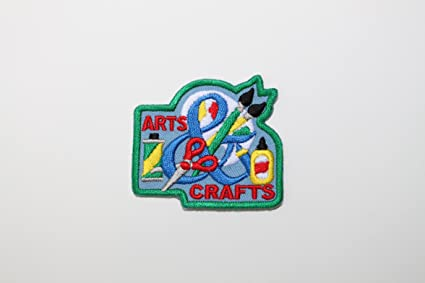 Amazon com: Fun Patch - Arts and Crafts - Iron-on Patch
