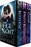 Age of Night: Book One to Three