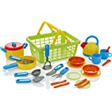 KiddyPlay Cook & Serve Cesta de la cocina Playset