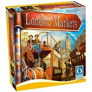 London Markets Advanced Family Board Game